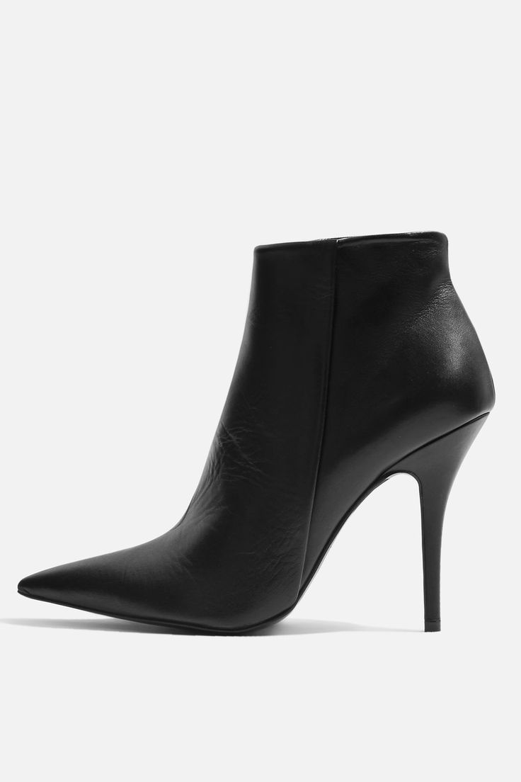 Heat Ankle Boots