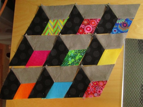 332 Best Quilts Attic Windows Shadow Blocks Images On