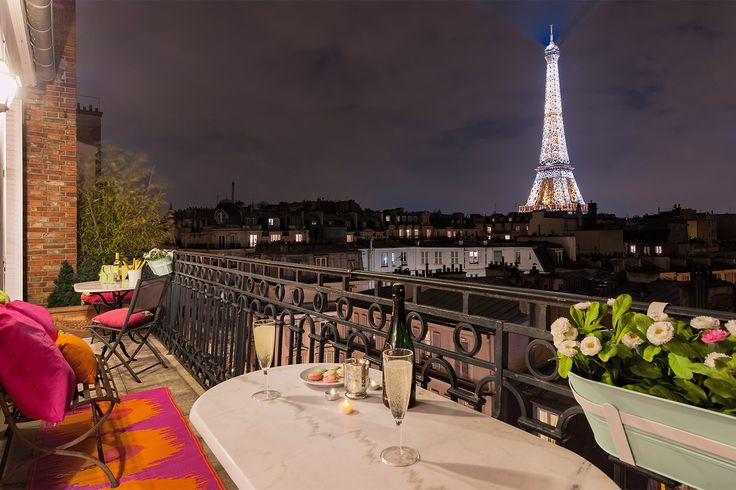 Book 3 Bedroom Short Term Apartment Rental Paris - Paris Perfect