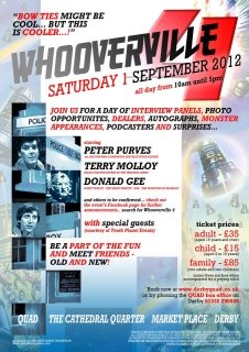 Whooverville 4 event Flyer