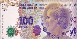 Resultado de imagen para billetes argentinos para imprimir