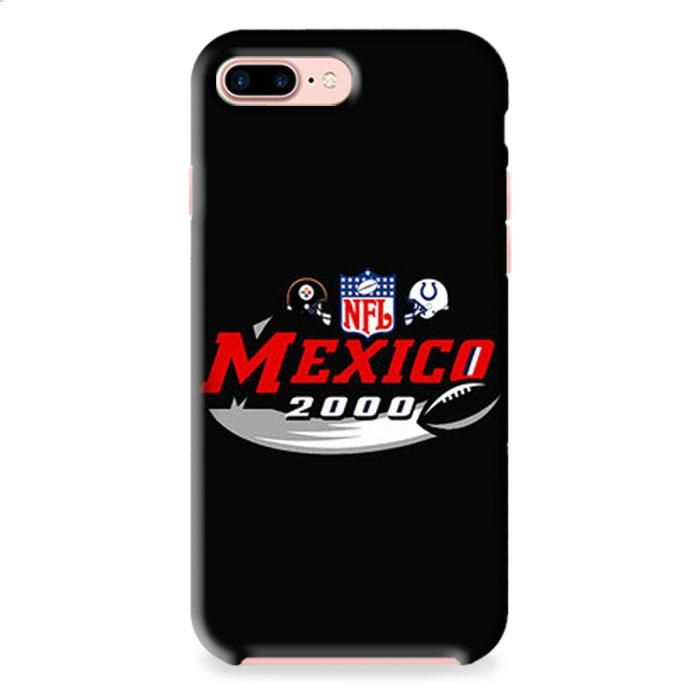 Nfl Mexico 2000 Black iPhone 7 3D Case Dewantary