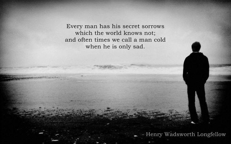 Sadness Quote- Henry Wadsworth Longfellow