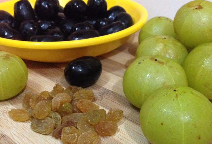 Amla Black Grapes Chutney