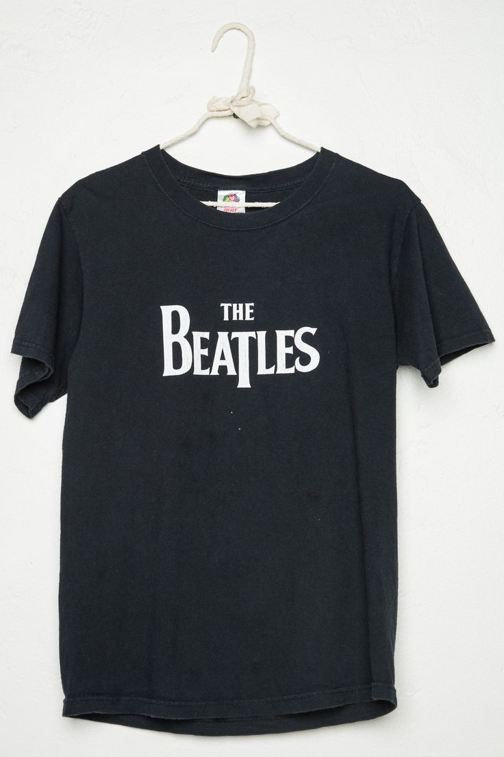 Brandy ♥ Melville | Vintage THE BEATLES Tee - Graphics