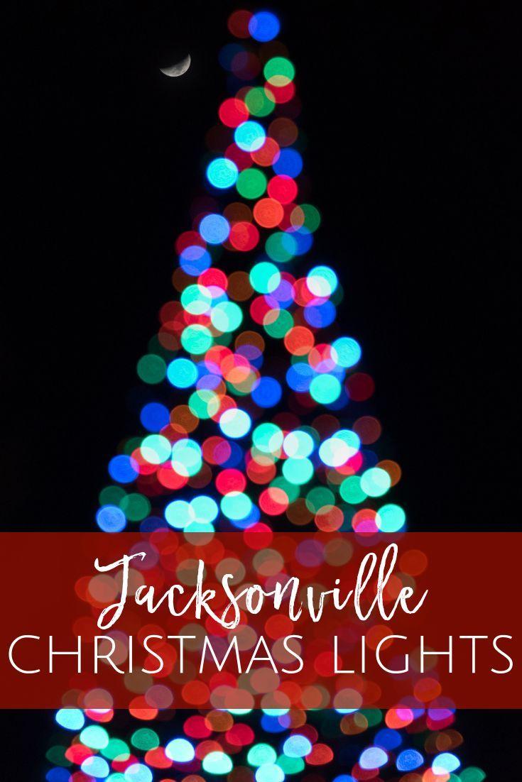Christmas Lights In Jacksonville Jacksonville Beach Christmas Lights Christmas Light Displays