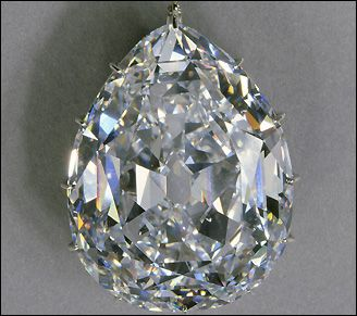☆ 530 carats, largest top-quality cut diamond in the world. From England's Crown Jewels ☆