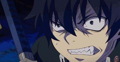 Hahahaha!! Rin and Yukio, Blue Exorcist