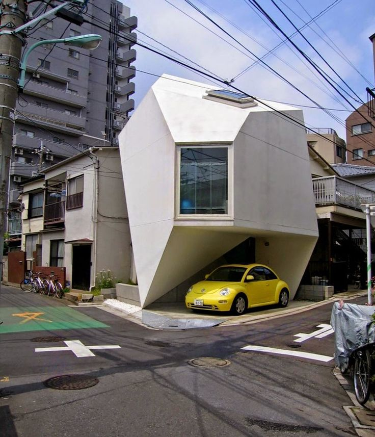 This Tiny House in Tokyo