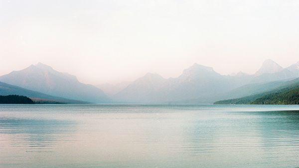 Landscapes on Behance // Montana