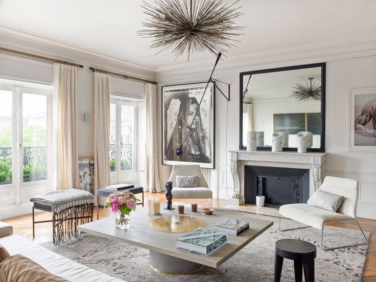 Emma Donnersberg Interiors | Project Apartment Paris Les meilleures idées déco de Emma Donnersberg Décoration - design - déco