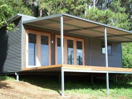 Blue Tongue Cabins - flat Pack Living Quarters
