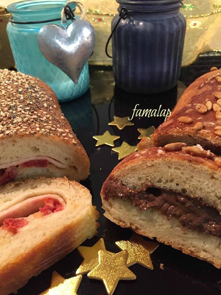 Cocina f cil sin gluten pan de navidad relleno estilo - Cocina facil sin gluten ...