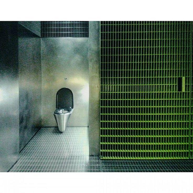 OMA / Rem Koolhaas - Fondazione Prada 2015 - Milano - BATHROOM!