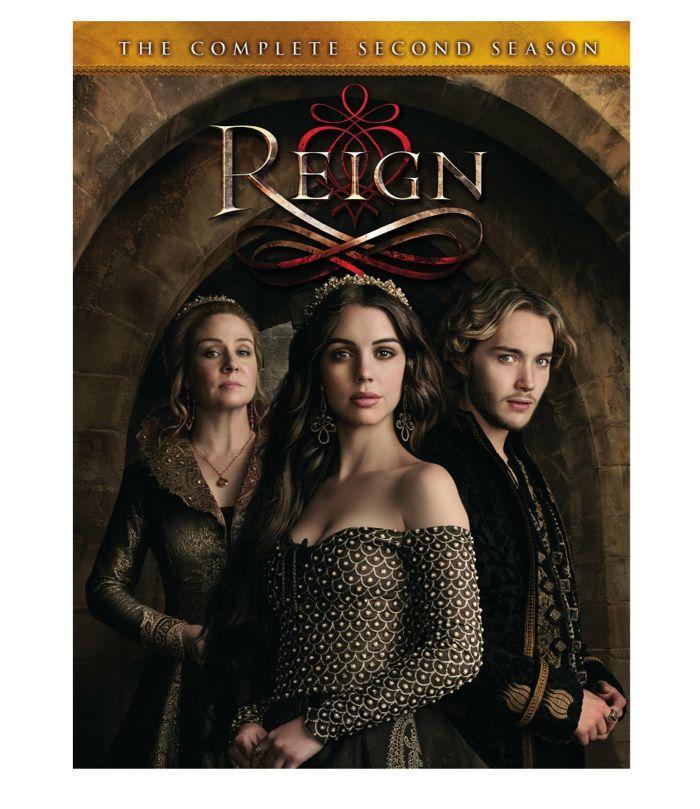 REIGN Season 2 DVD Release Details