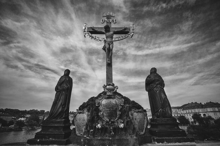 Crucifix by Raghunath Rajaram on 500px