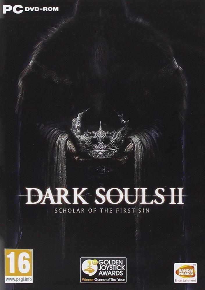 Dark Souls II (2): Scholar of the First Sin PC  NUOVO!!!