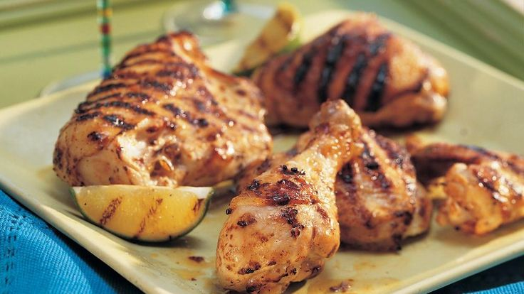 When enjoying margaritas, use a bit of the mix to marinate cut-up chicken. It's tart and refreshing!