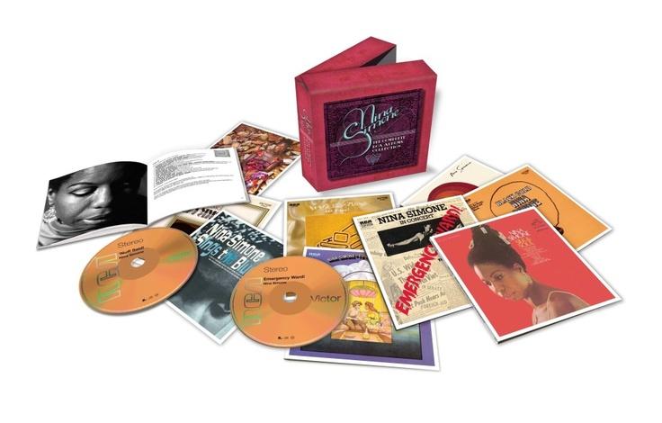 Nina Simone - The Complete RCA Albums Collection