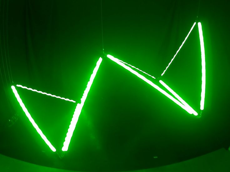 https://flic.kr/s/aHskTvUuZ2 | Floating Lines [kinetic & audio-reactive light sculpture] | Shooting from installation Floating Lines:  It's a kinetic and audio-reactive light sculpture, which create a synesthetic experience of motion, colors and sound visualization. The polygonal shape of the structure is moved in the space by three stepper motors as winch of three steel wires controlled by MIDI Control Change messages over Arduino Leonardo. The ten light metal segments that make up…