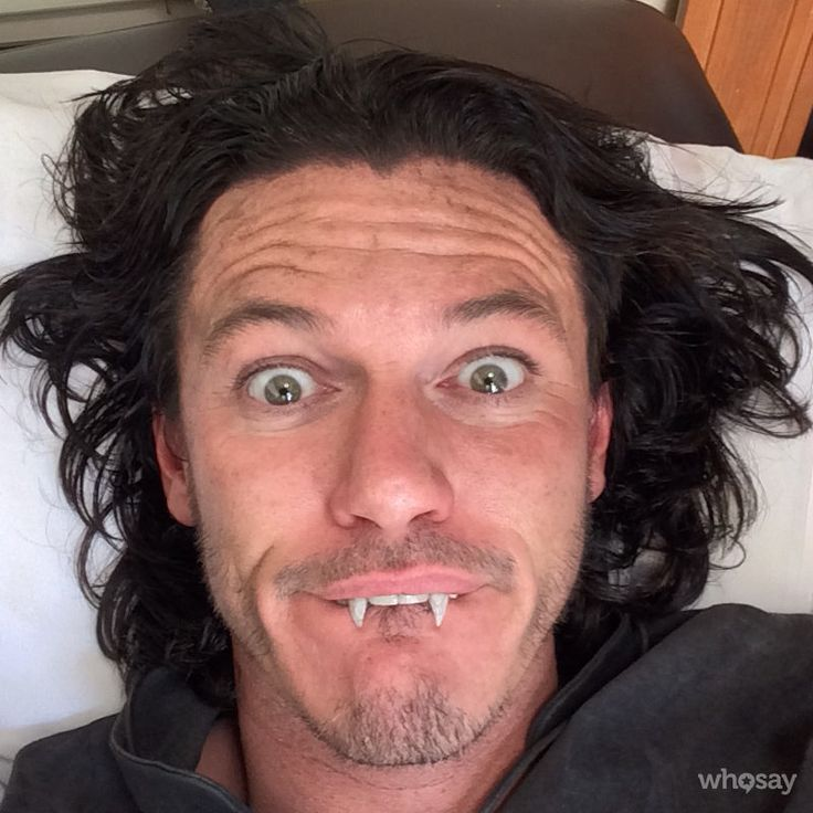 This pic just made me LOL so hard. LUKE EVANS as VLAD DERPULA, PRINCE OF DERPNESS! xD