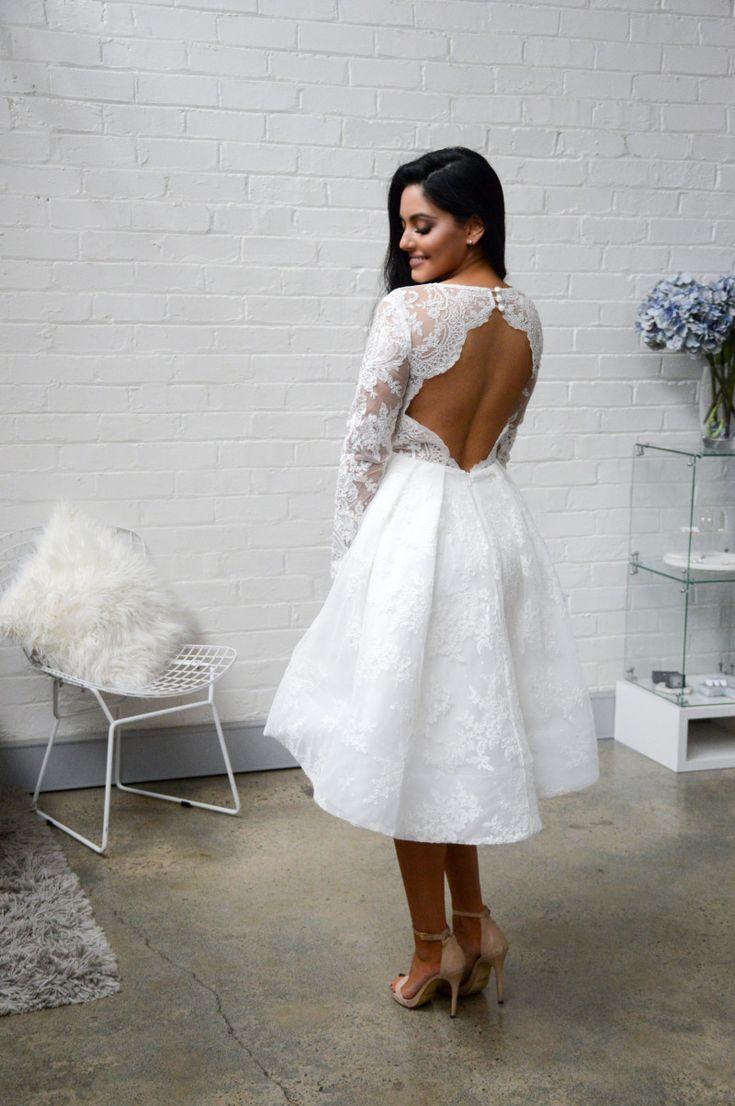 The Emi Lace Cocktail Dress