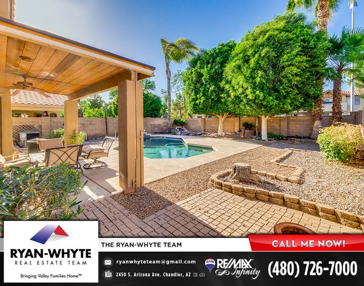 Chandler Home For Sale In Carillo Ranch!