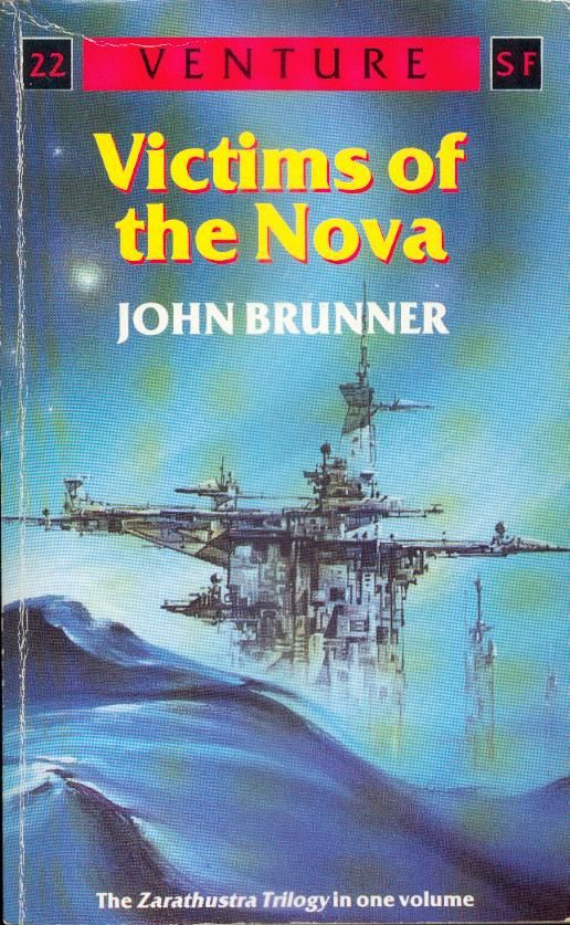 an analysis of john brunners book shockwave rider The shockwave rider is a science fiction novel by john brunner, originally published in 1975it is notable for its hero's use of computer hacking skills to escape pursuit in a dystopian.