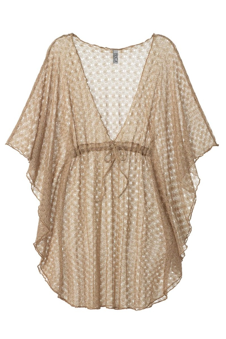 #everythingbutwate-800 degrees outside=GAUZY SHEER CHEMISE top/nude bra underneath.