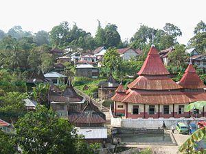 Indonesia Bangga, Nagari Pariangan Tanah datar termasuk 5 desa terindah didunia
