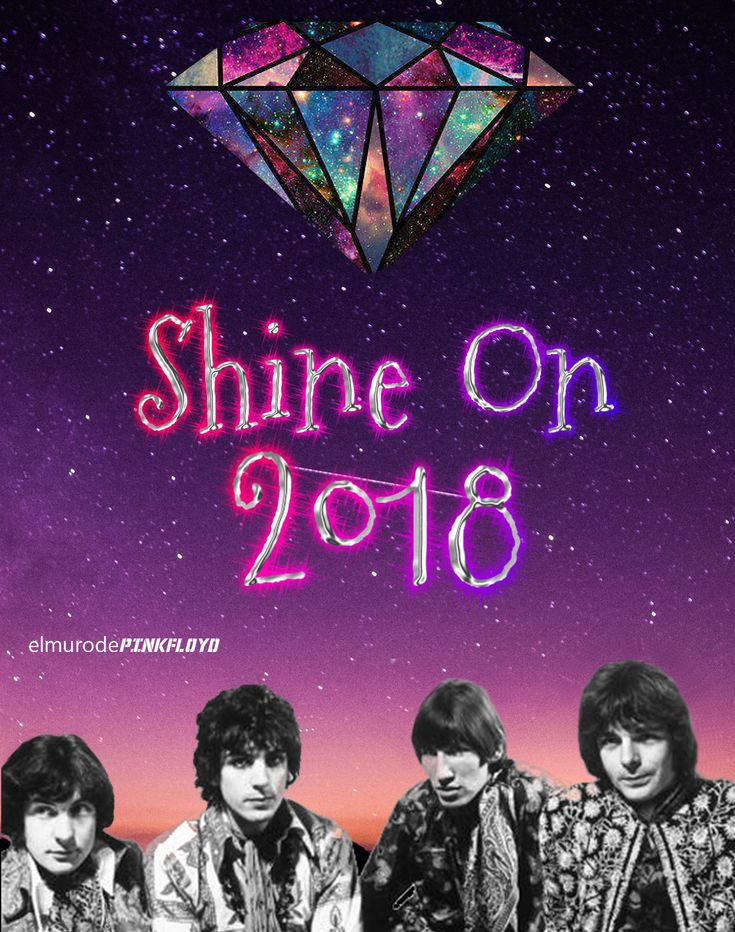 Pink Floyd Shine on 2018