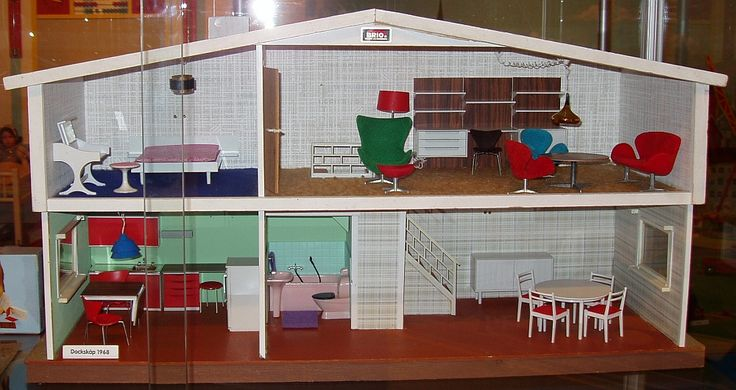 Brio 1968 | Swedish Dollshouses