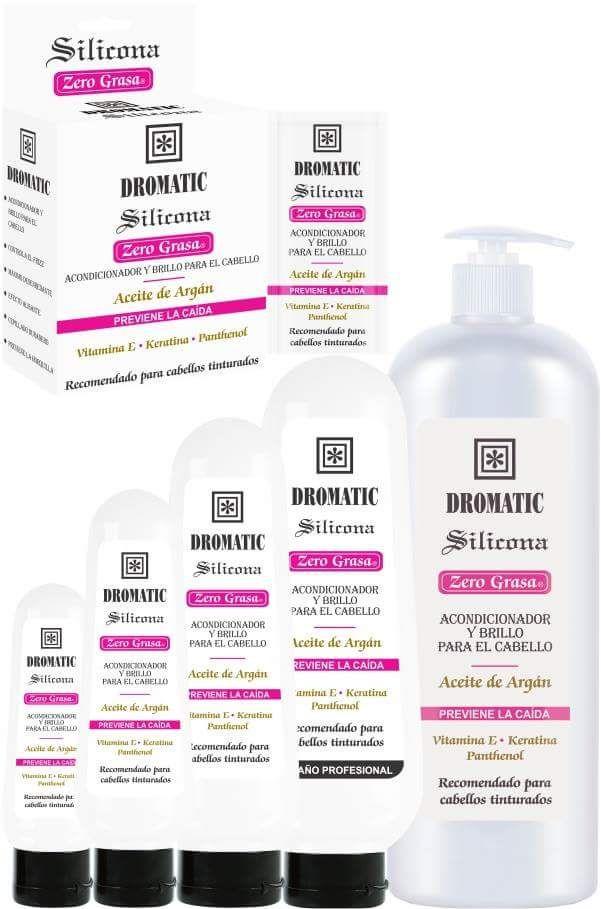 Acondiciona y dale un brillo único a tu cabello, usa Silicona Dromatic acon aceite de Argán -->> http://goo.gl/5pfCkX Pídela aquí.