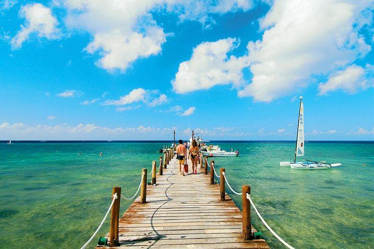 #Finnmatkat LänsiKaribian risteily ja hotelli Gran Bahia Principe Akumal & Coba  #Finnmatkat