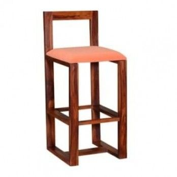 Vig #Bar #Stool (Teak Finish) available online with elegant designs at Wooden Street. Shop for a wide range of unique and stylish #bar #stools #online and create a stylish drinking space in your private comfort zone. Visit : https://www.woodenstreet.com/bar-stools Amazing Collection of #Bar #Stools available in #Kochi #Kolkata #Lucknow #Ludhiana #Mumbai #Nagpur #India