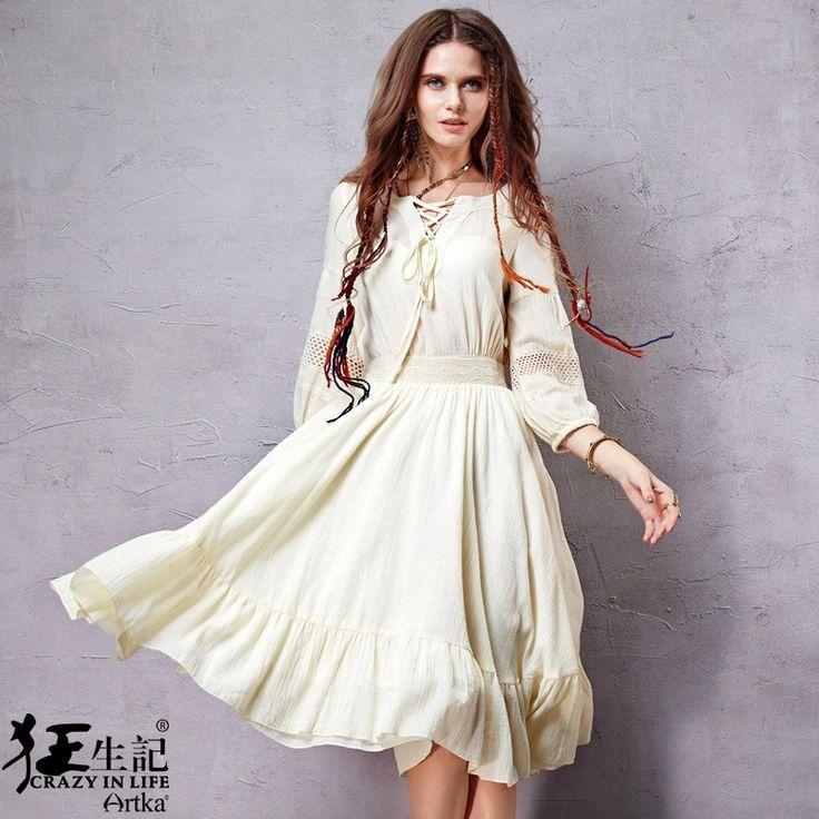 Artka платье миди   Artka платье миди с длинными рукавами.  Два цвета: бежевый, красно-коричневый. Заказы на сайте: bohomagic.ru #бохо #boho #bohochic #бохошик #москва #girl #woman #мода #fashion #осень #artka #артка #интернетмагазин #одежда #шоппинг #женскаяодежда #стиль #bohomagic #магиябохо #платье #dress #мидиплатье #bohemia #богемный #vintage #винтаж #ethno #этно #богема #платьенапраздник
