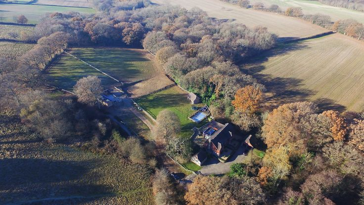 A stunning property in Sussex, Cuckfield with stables and paddocks