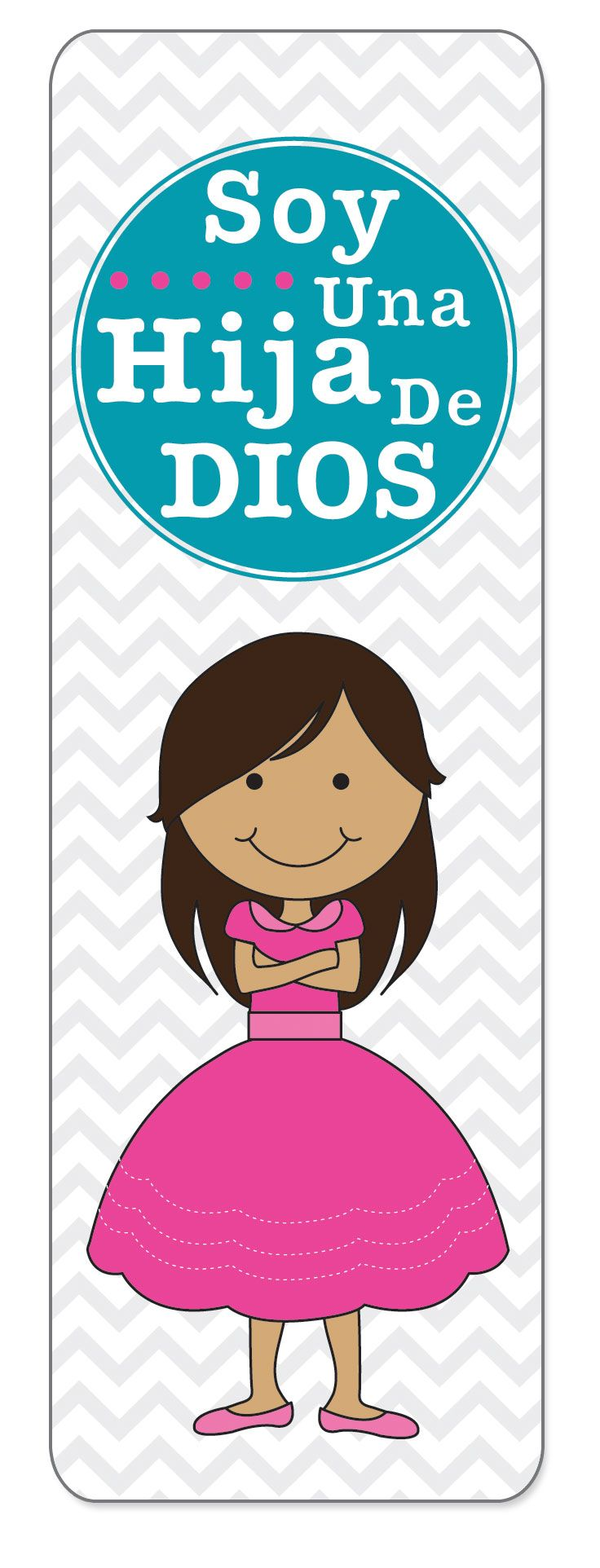 Spanish LDS Products! This is a darling bookmark for the 2013 Primary theme, I am a Child of God. Perfect for inexpensive gifts for my primary class!