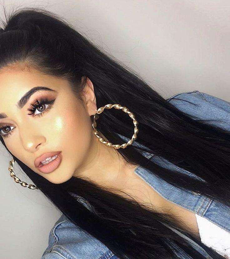 // ριntєrєѕt: ṃιατεℓℓαx // I need big earrings like that