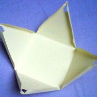 Boîte à dragées pyramide - Ouiii.com