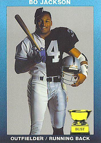 Bo Jackson 1990 Special Edition