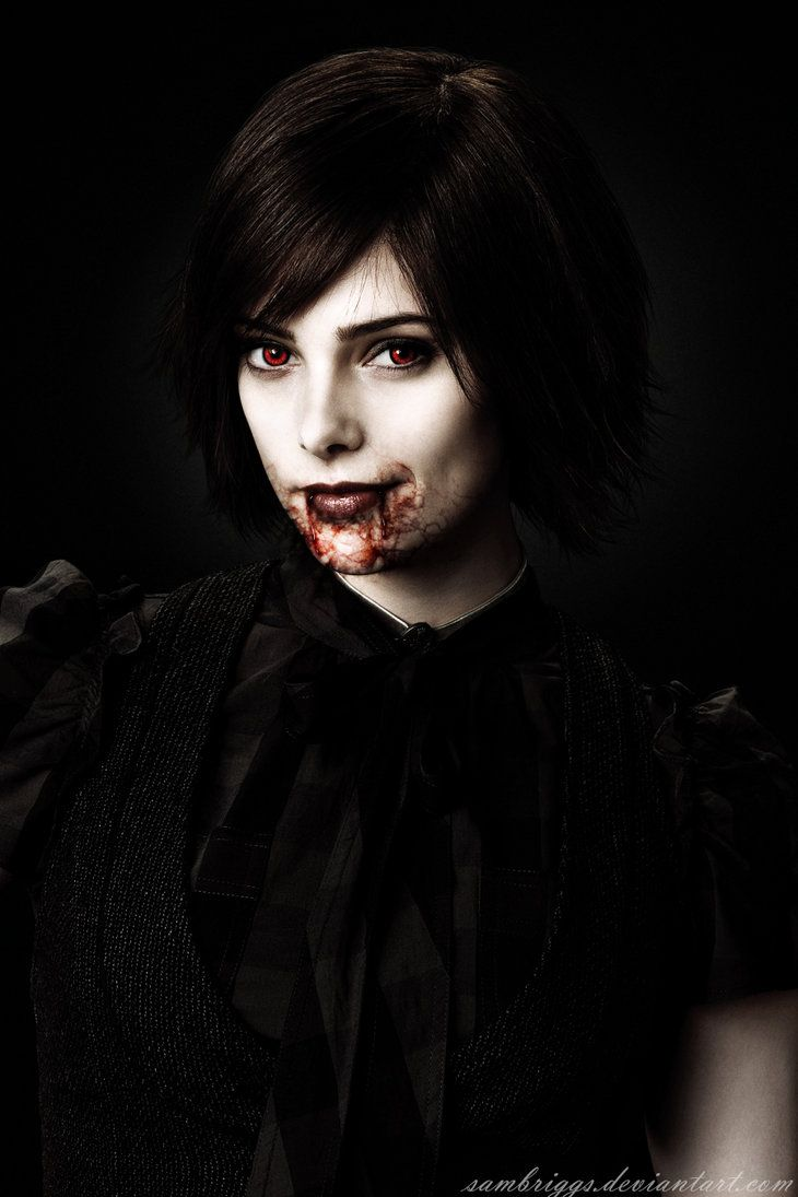 Alice Cullen Evil By Sambriggs On Deviantart