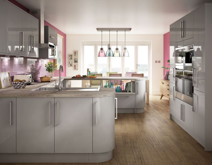 With a bright colour scheme you can achieve a range of looks from elegant and sophisticated to cute and quirky.