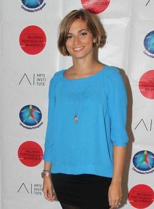 Benedita Pereira actress born 27/07/1985