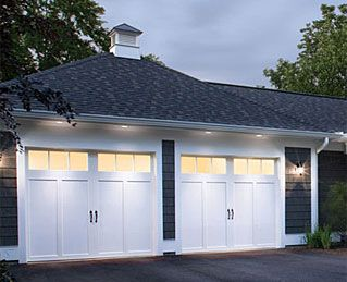 Best 25 Craftsman Garage Door Ideas On Pinterest Garage