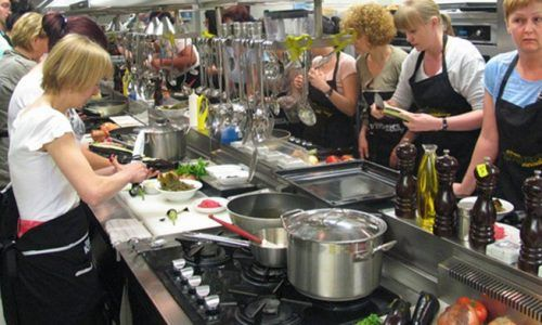 Istanbul Gourmet Culinary Cooking Holiday