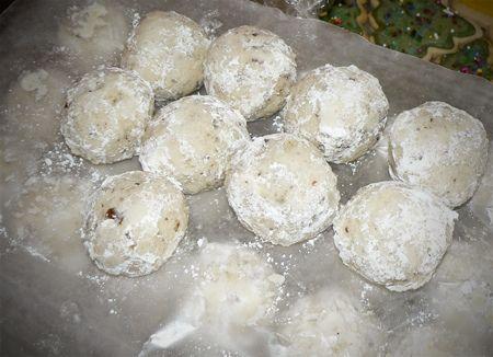 sandies mexican wedding cookies by imtopsyturvy.com, via Flickr
