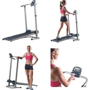 Weslo Cardiostride 3 0 Manual Treadmill Fitness Exercise Portable Machine New | eBay