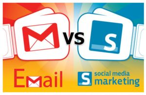 [ Email Marketing VS Social Media ]  Social Media are constantly growind every day, and some marketers predict they will replace most of the tools and systems.... ...like Email Marketing. Is it true? What is more important today: Email Marketing OR  Social Media?  Read the dispute here: http://www.emailmarketingeasy.com/email-marketing-vs-social-media/