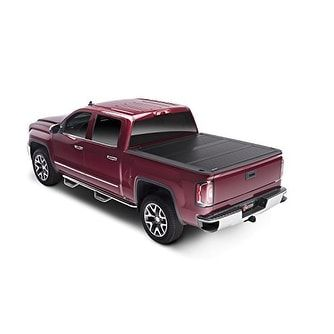 Bak Industries 126120 BAKFlip FiberMax Hard Folding Truck Be - Black